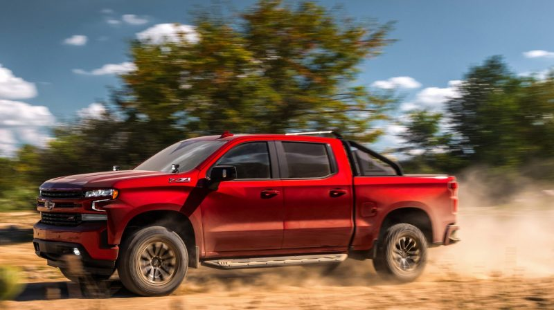 2019 Chevy Silverado 1500 Here Are Four Ways To Customize Your