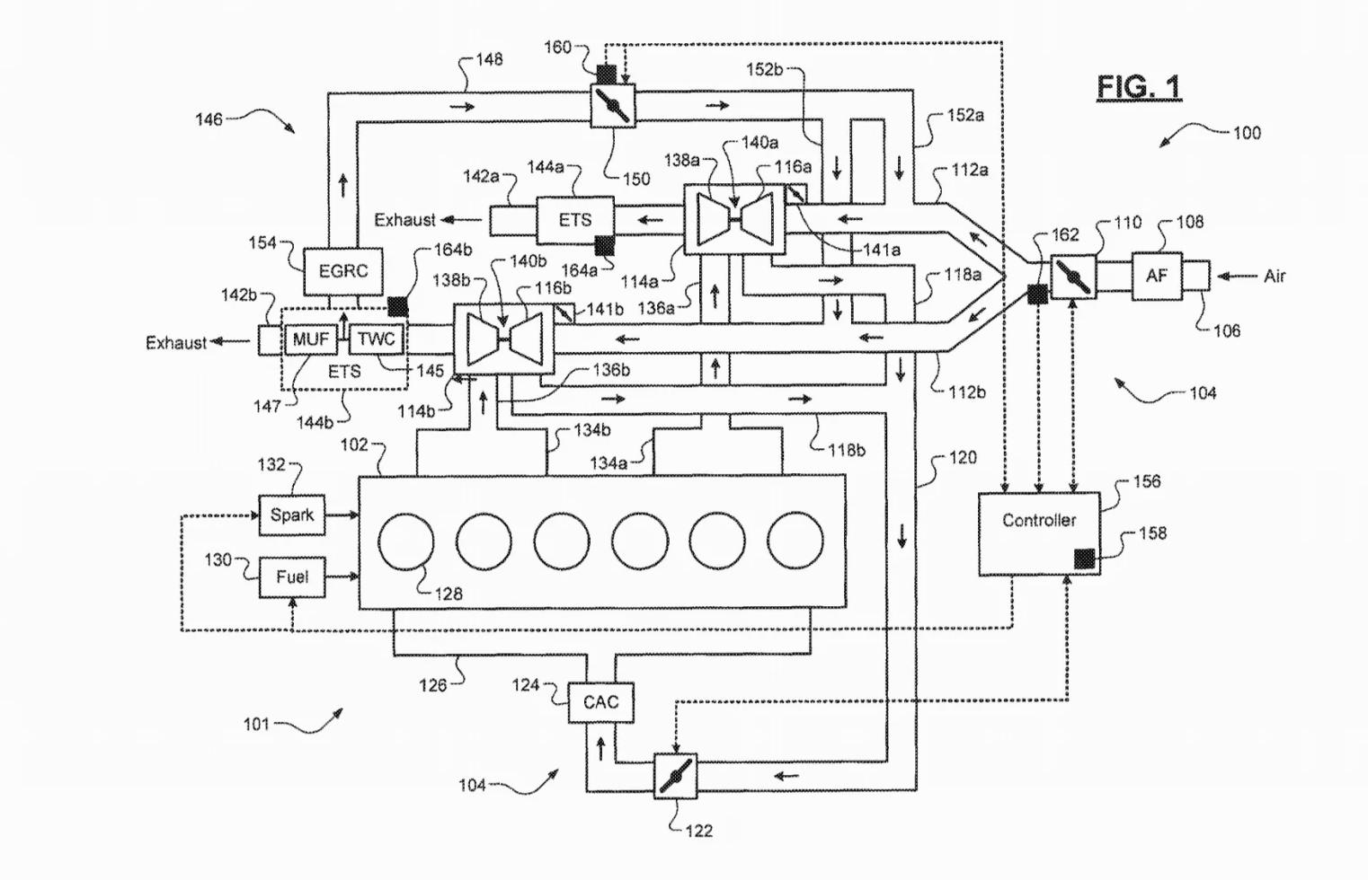 Ram Inline6 Ebooster Enginer Gas Turbo