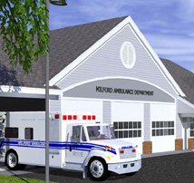Town of Milford|Ambulance Service Facility