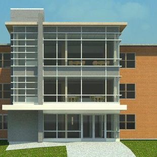Clark University|Bullock & Wright Halls