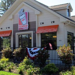 Dunkin' Donuts – Exit 2