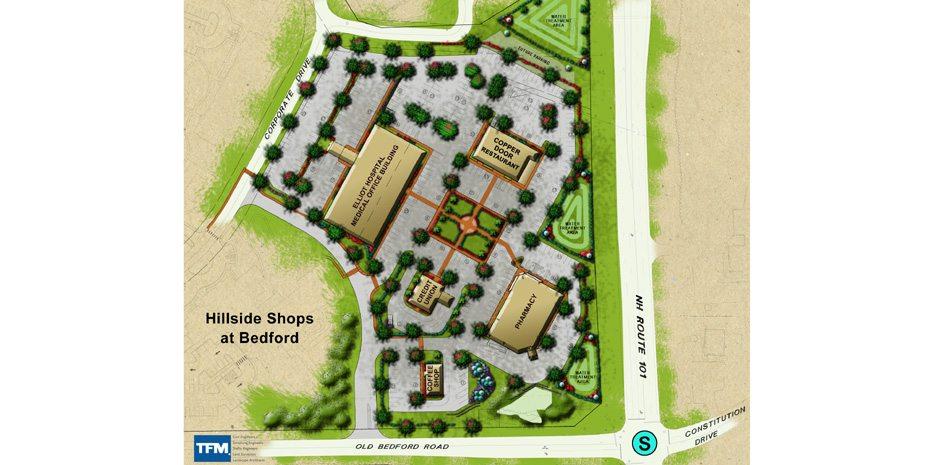 Hillside Shops at Bedford