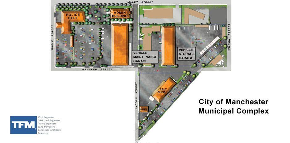 Manchester Municipal Complex