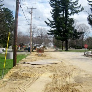 Town of Amherst|Roadway & Pedestrian Improvements
