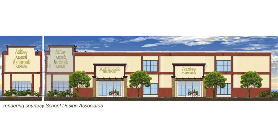 Ashley-Ashbrook Furniture Retail Store - Manchester, NH