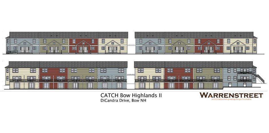 Bow Highlands II, CATCH Neighborhood Housing, Bow, NH