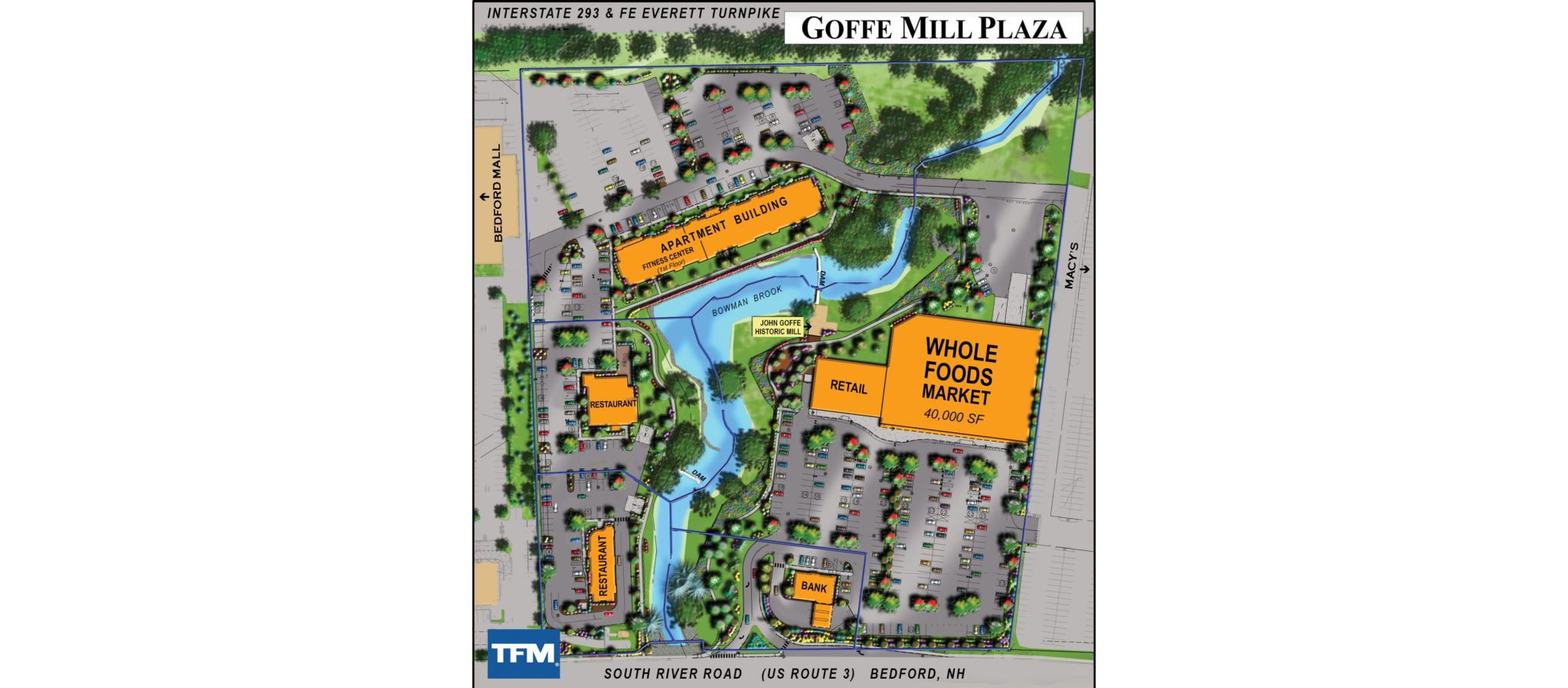Whole Foods Site Plan Bedford, NH