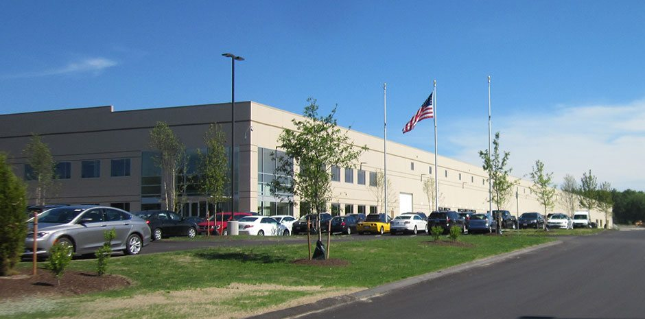 UPS Northeast Logistics Center for Pratt & Whitney Distribution