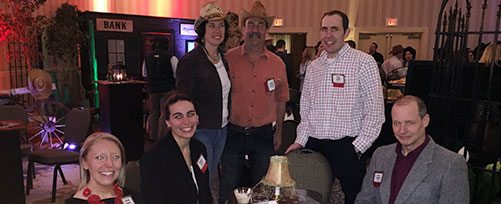 TFMoran Celebrates at Wild West BOB Award Event