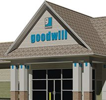 Goodwill Industries and Retail Plaza