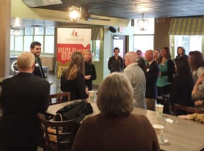 TFMoran Attends Network AM Event