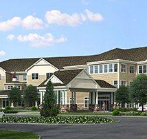Cornerstone at Hampton Assisted Living