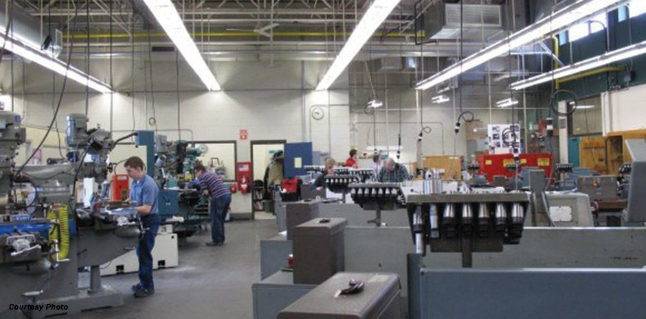 Nashua Community College Advanced Manufacturing Lab - Nashua, NH