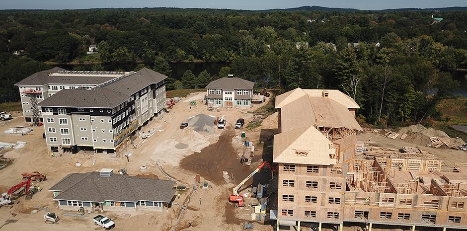 Residences at Riverfront Landing - Nashua, NH