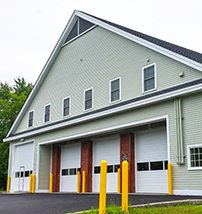 Town of Hopkinton, NH Contoocook Village Fire Station