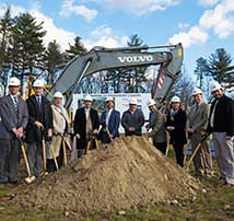 """Large waterfront project breaks ground in Nashua"""