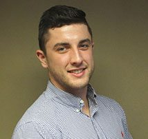TFM Welcomes Civil Project Engineer, Dylan Erickson!