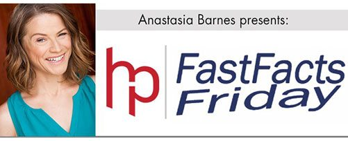 Anastasia Barnes presents: hp FastFacts Friday
