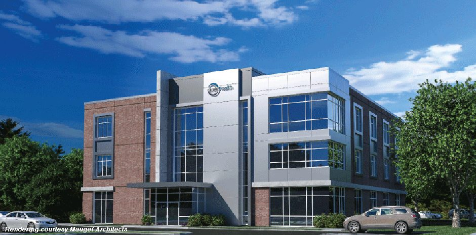 Circle Health Medical Office Building, Dracut, MA