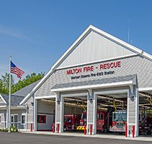 Milton Fire – Rescue Station