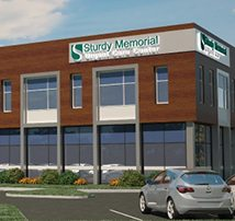 Sturdy Memorial Hospital Office Building