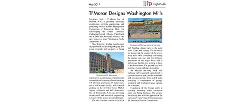 Washington Mills Apartments II Project Story in High-Profile