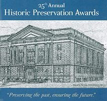 TFM at the 25th Annual Manchester Historic Preservation Awards