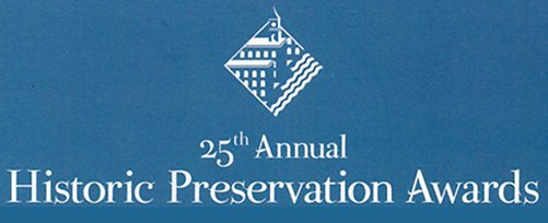 Manchester Historic Preservation Awards