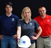 """TFM Staff has Fun with the """"Polo Shirt Reveal"""" Photo Shoot"""