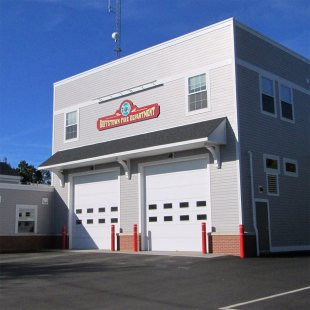 Goffstown Church Street Fire Station #18