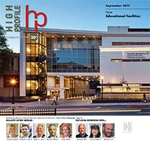 TFMoran SNHU project featured in High-Profile Sept issue