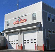 Goffstown Church Street Fire Station #18