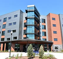 Southern New Hampshire University – Kingston Hall