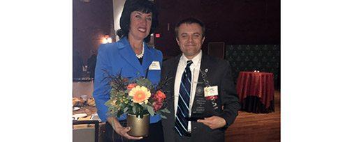 TFMoran's Dylan Cruess, NHBR Business Excellence Award Winner