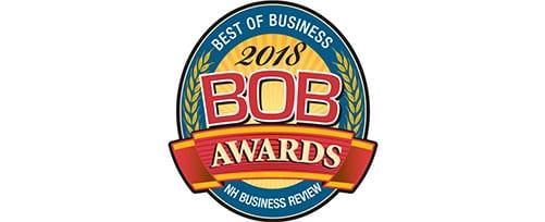 TFMoran 2018 BOB Award Recipient