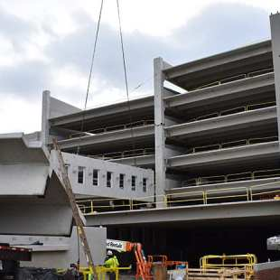 SNHU Millyard Parking Garage