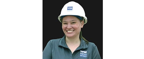 Brenda Kolbow, LLS - TFMoran's Division Survey Project Manager