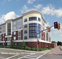 One Newport Avenue – Multi-family Apartment Building