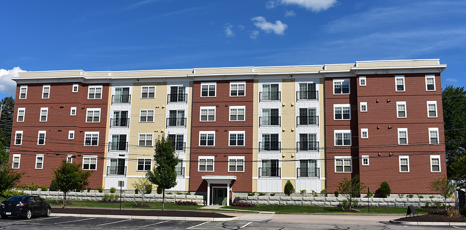 The Residences at Sundial Center - Manchester, NH