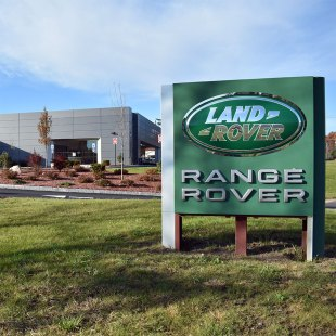 Land Rover Dealership Redevelopment