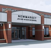 Newmarket Jr/Sr High School and Elementary School Additions/Renovations