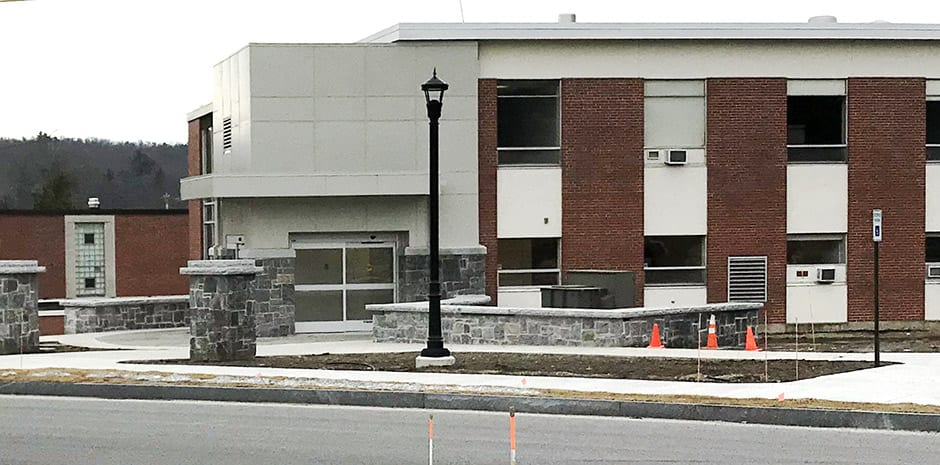 Structural Design for Rivier University Dion Center