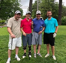 ASCE NH Golf Tournament Raises $5,400 for Engineering Scholarships