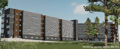 SNHU Kingston Hall Dormitory