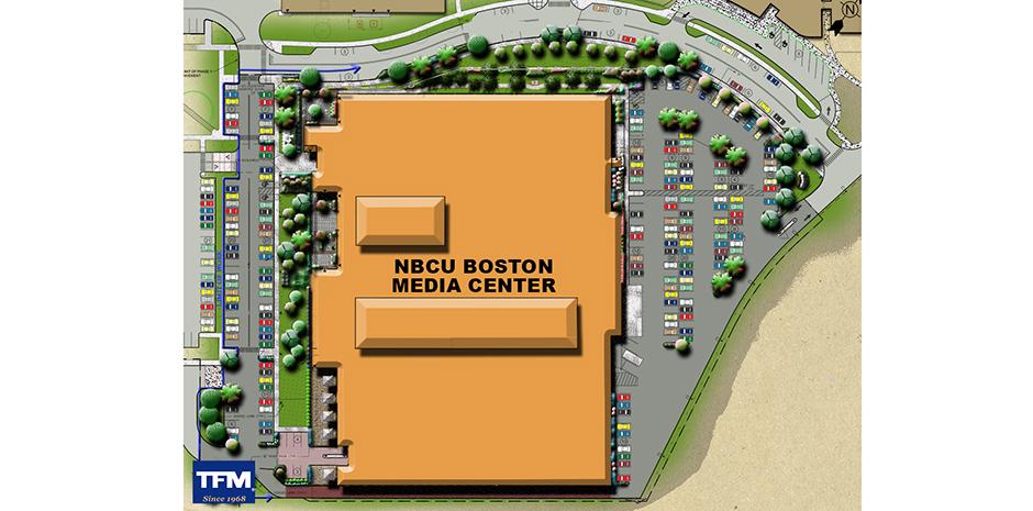 NBCU Boston Media Center