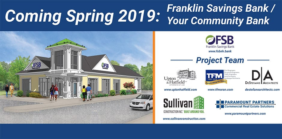Franklin Savings Bank in Goffstown, NH