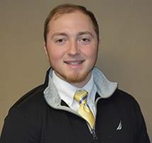 Welcome John DiFrancesco as Marketing Assistant Intern