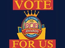 BOB Award Voting Has Begun – Vote for TFMoran