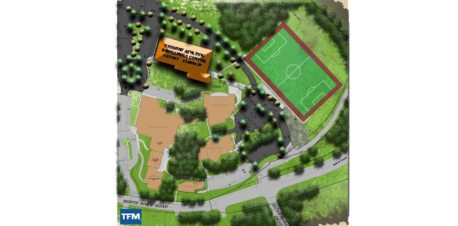 The Derryfield School Athletic & Wellness Center