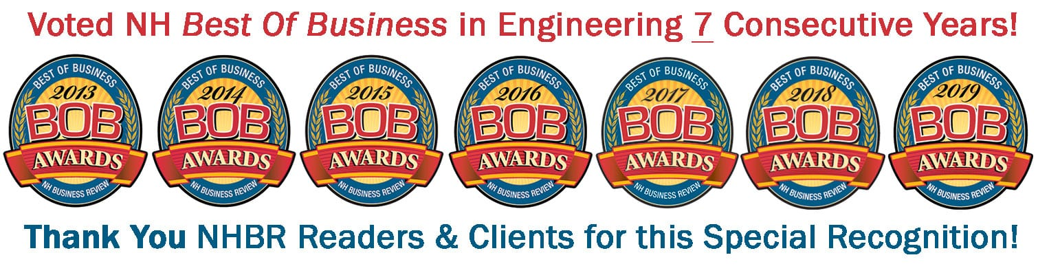 TFMoran 2019 BOB Award Recipient for Engineering